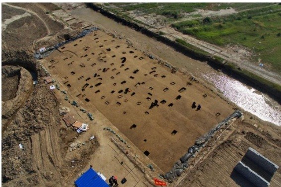 Ancient Child Tombs Discovered In China