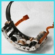 lens in built motor