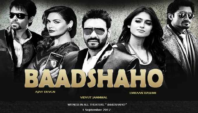 Image result for Baadshaho poster