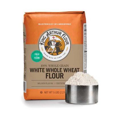 Nguyên liệu làm bánh – Bột mì