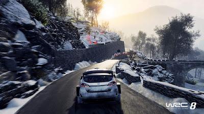Wrc 8 Fia World Rally Championship Game Screenshot 7