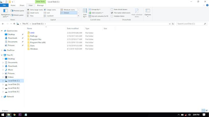 Cara Mengatasi Warna Tulisan Folder Bewarna Biru di Semua Windows