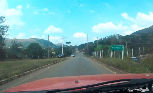 Estrada Real, Caminho Sabarabuçu, Rio Acima, Minas Gerais,