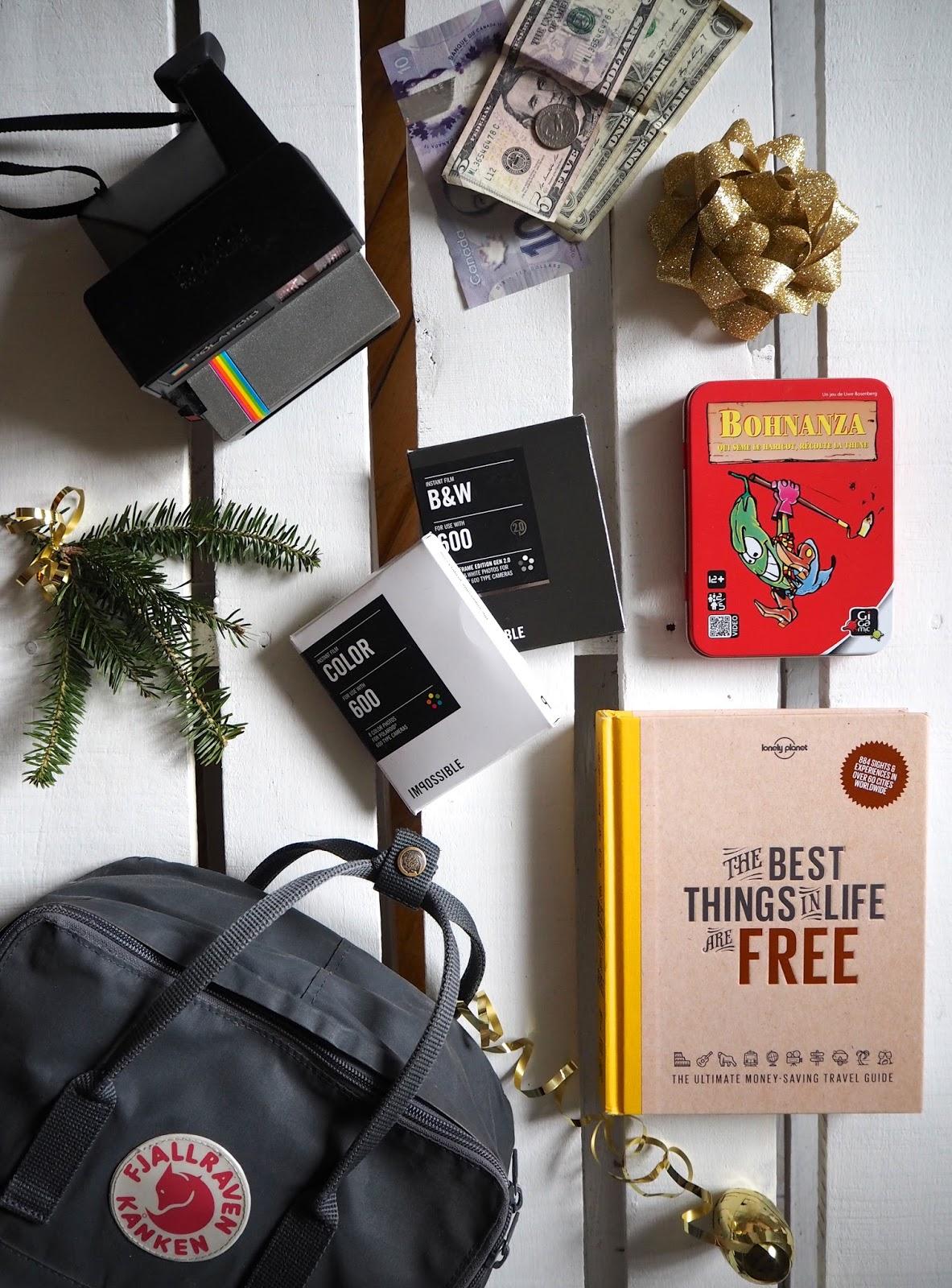 Christmas gift ideas guide for the traveller travel