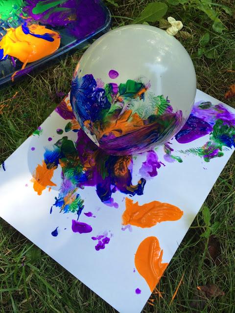 Childrens' paint