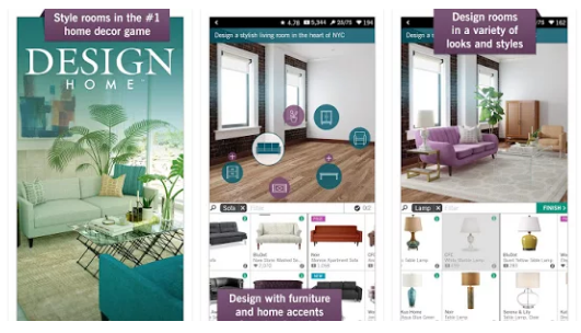 Design home apps youth apps for Home decorating app