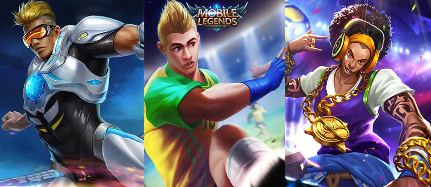 Tutorial Bruno Mobile Legends Si Neymar Yang Nyasar Ke Game