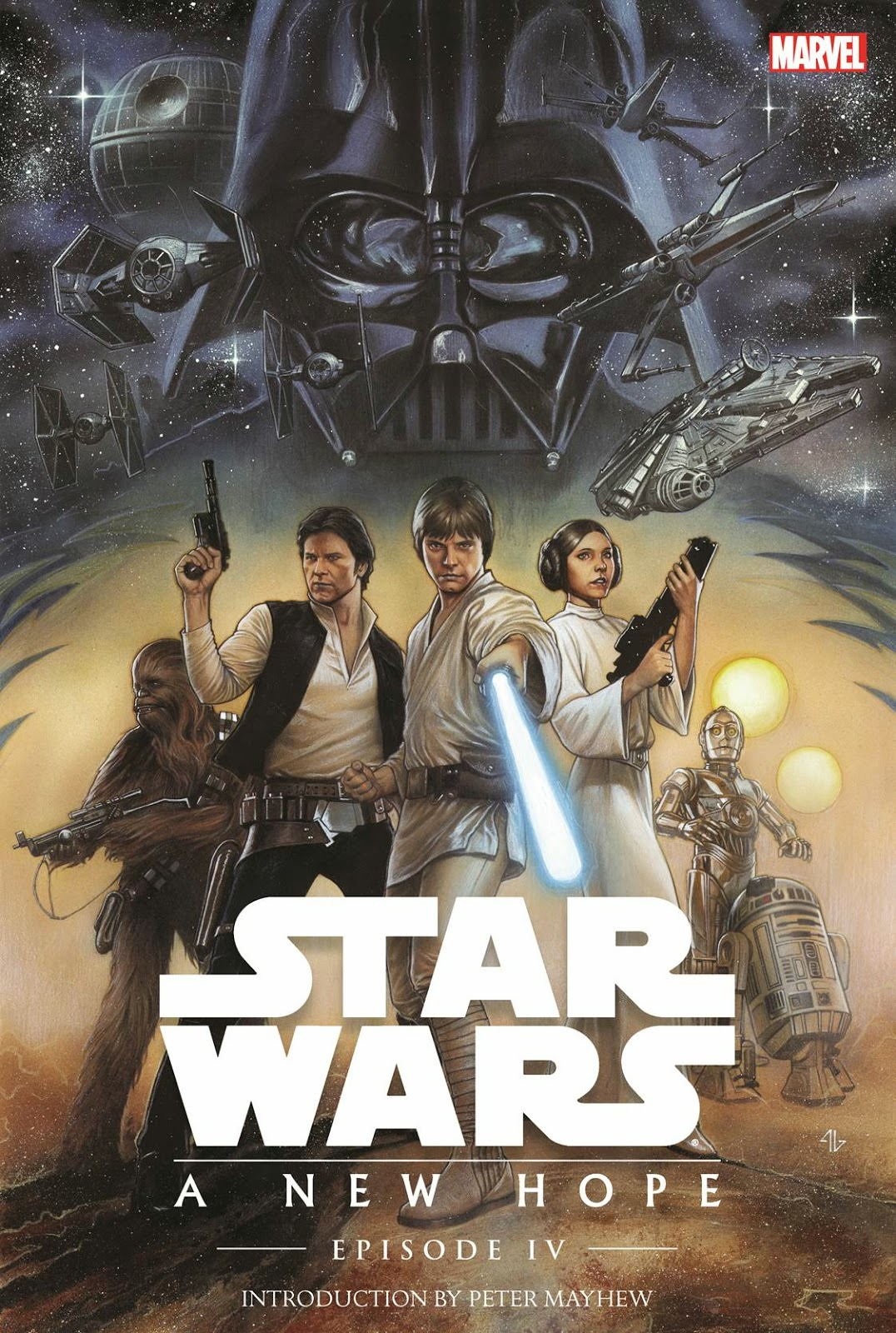 A Modern Classic Reborn In Star Wars Episode Iv A New Hope Ogn