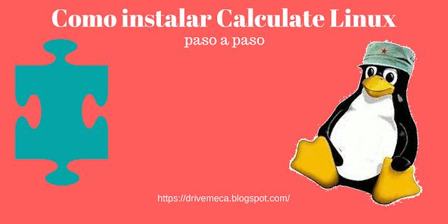 Como instalar Calculate Linux paso a paso