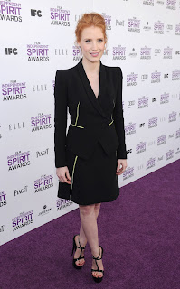 Independent Spirit Awards 2012: red carpet fashions (photos)