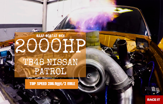 2000HP Al Anabi TB48 Nissan Patrol Back In the Dyno!!