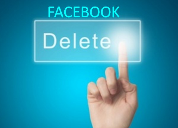 how to delete an account on facebook permanently