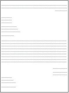 Contoh surat resmi bentuk block style essay official style a full block style semua bagian surat yang dibuat dengan bentuk ini diketik mulai dari margin kiri jarak penulisan paragraf yang satu dengan paragraf yang altavistaventures Image collections