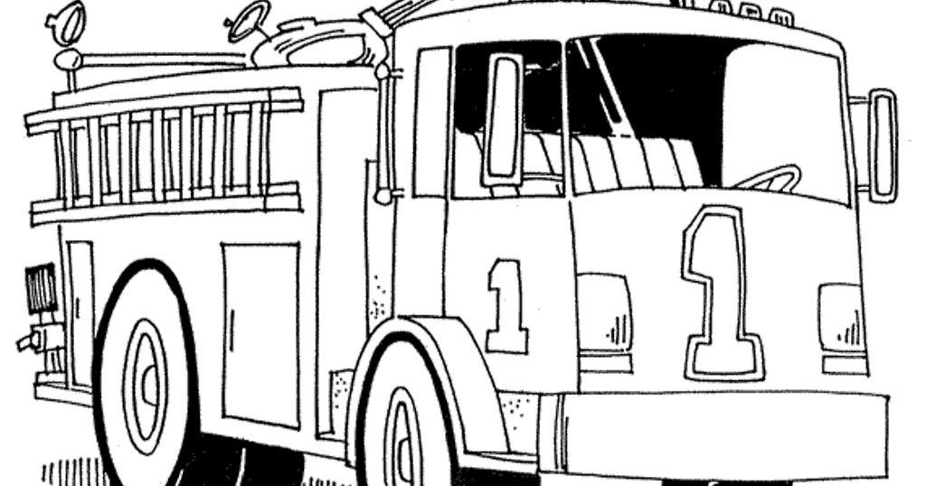 40 Top Populer Gambar Mobil Damkar Kartun