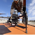 Using drones to locate feverish cows in feedlots