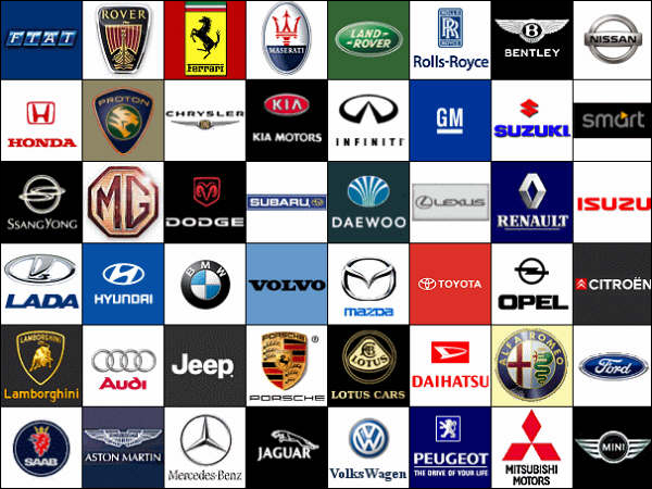 All Car Logos ~ Auto Lamborghini