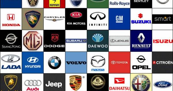 De Auto Logo S Van Wolrd Info Zware Auto