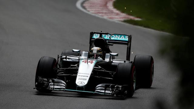 Latihan Bebas 1 GP F1 Canada : Hamilton Memimpin, Rio 18