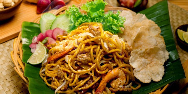Resep Mie Goreng Aceh Special