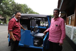 Angkot Cilacap akan Ganti Bajaj untuk Saingi Gojek dan Grab
