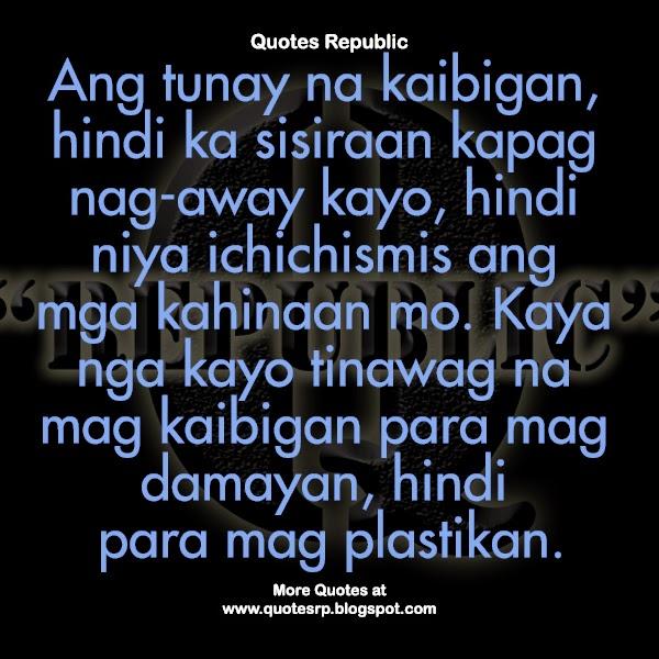 Ang kahulugan ng tunay na kaibigan essay