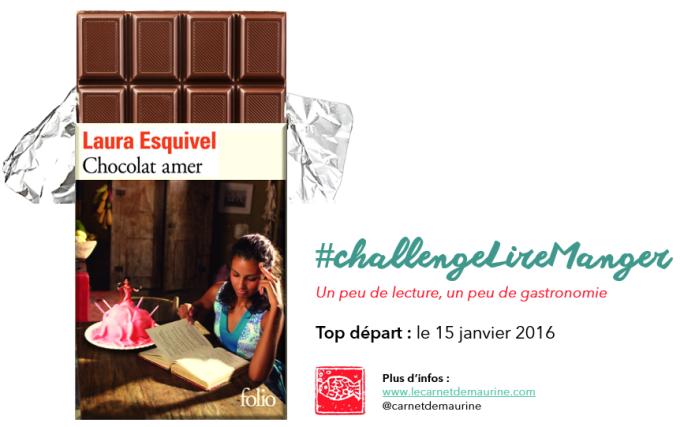#challengeLireManger - savourons ensemble !