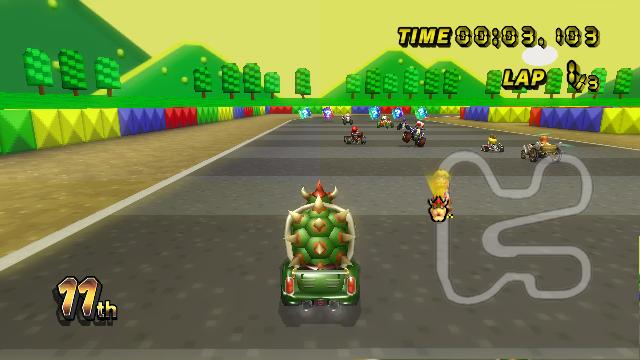 Corona Jumper: Mario Kart Wii (Wii, 2008)
