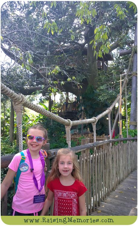 Adventureland Disney World Magic Kingdom