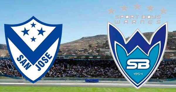 En vivo San José vs. Sport Boys