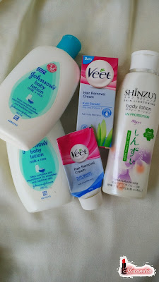 crema depilatoare