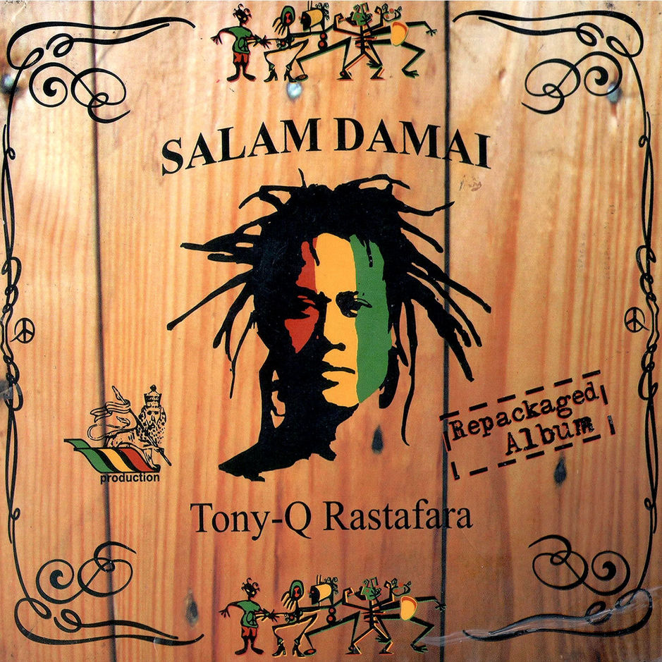 Tony Q Rastafara - Salam Damai (Repackaged) - Album (2005) [iTunes Plus AAC M4A]