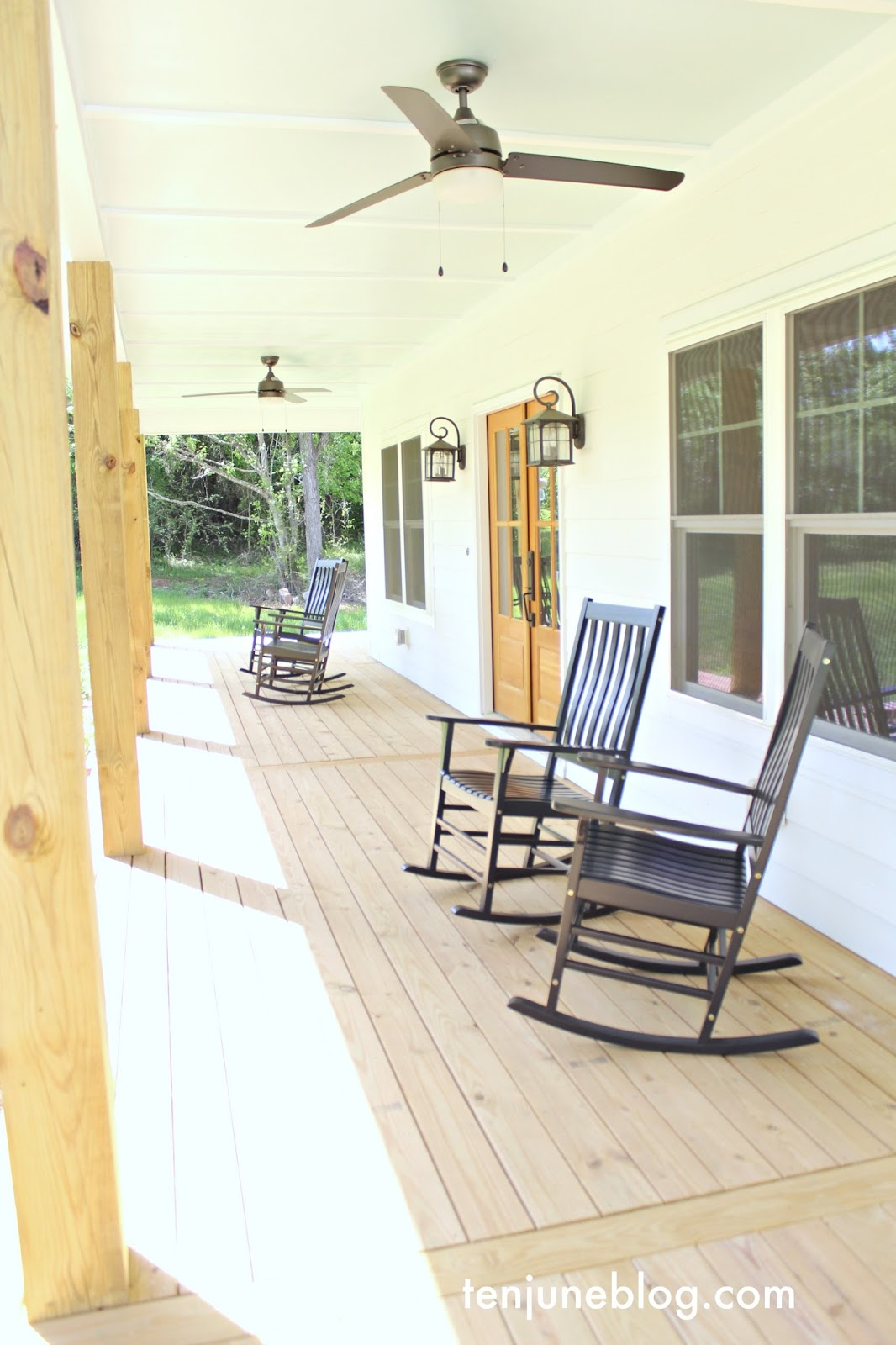 Want to see where we are spending so much time on our front porch this springtime post is sponsored by my friends at wayfair