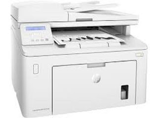 Picture HP LaserJet Pro MFP M227sdn Printer Driver Download