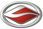 Logo Land Wind marca de autos