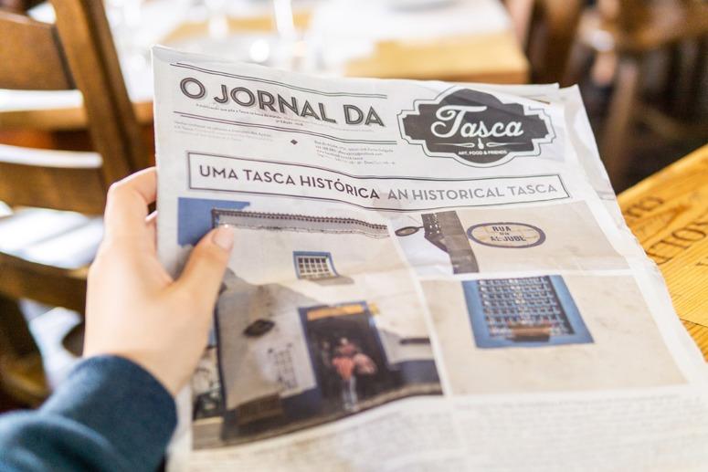 Restaurante A Tasca Ponta Delgada
