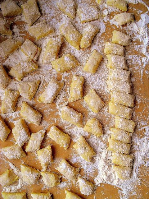 Kopytka / Polish Potato Dumplings 'Kopytka'