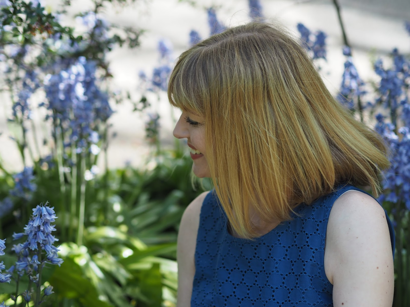 What-Lizzy-Loves- blue-broderie-shell-top-bluebells
