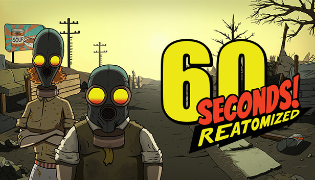 60 Seconds Reatomized - PLAZA