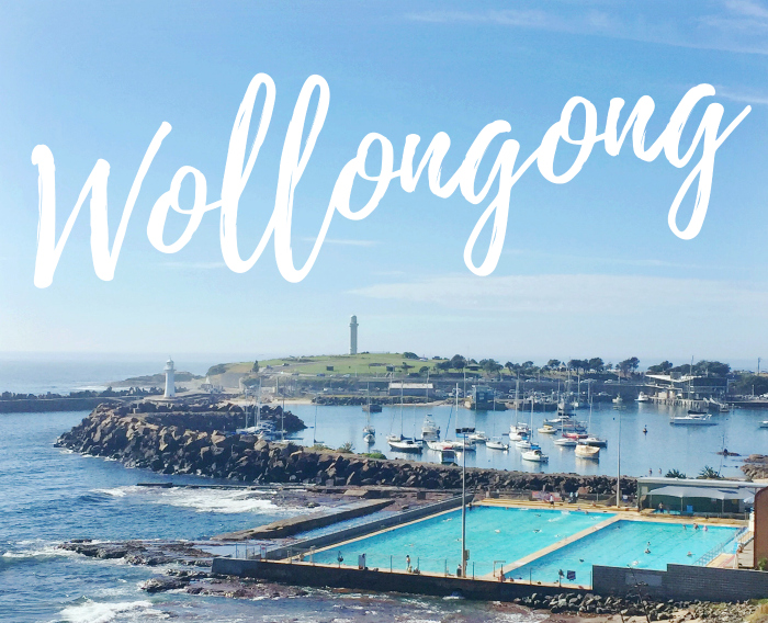 A WEEKEND IN WOLLONGONG
