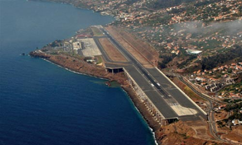 MADEIRA AIRPORT (PORTUGAL)