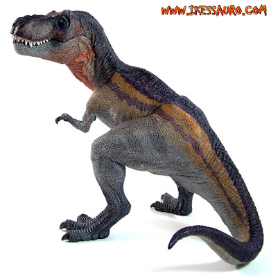 Papo Rainbow Tyrannosaurus rex