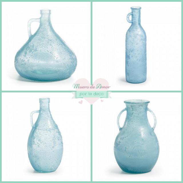 Jarrones Azules para Decorar tu Casa-Kavehome-By Ana Oval-1