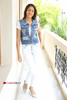 Telugu Actress Lavanya Tripathi Latest Pos in Denim Jeans and Jacket  0068.JPG