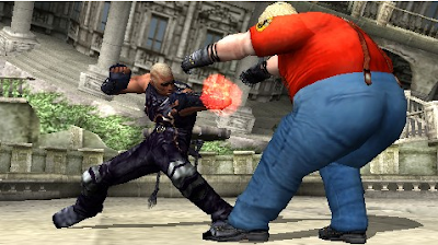 Download Tekken 6 Iso for PPSSPP Android Keren
