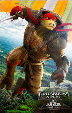 Baixar As Tartarugas Ninja – Fora das Sombras Dublado Grátis