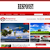Reponsy Blogger Template Responsive Free Download