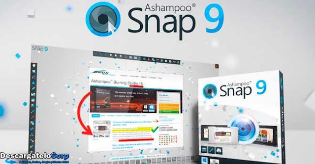 Ashampoo Snap Ultima Versión Full Capturas de pantalla