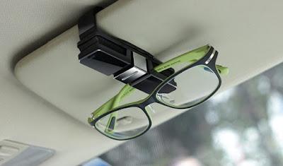 Car Glasses Holder Sunvisor Clip