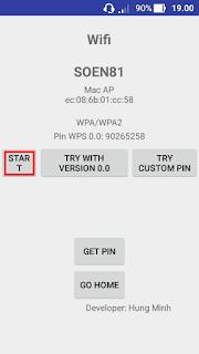 ampuh cara menggunakan aplikasi Wifi WPS WPA Tester