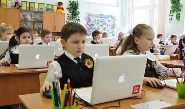 Sistem Pendidikan di Rusia